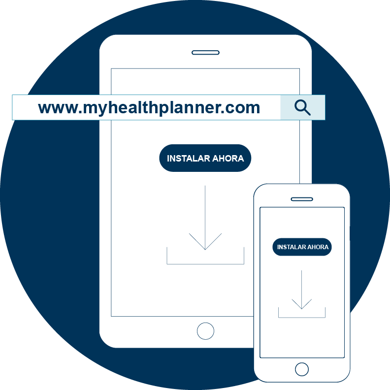 Download My Health Planner